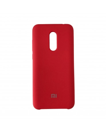 Накладка for Xiaomi Redmi 5 Plus Red