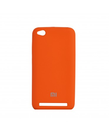 Накладка for Xiaomi Redmi 5a Orange