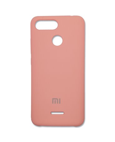 Накладка for Xiaomi Redmi 6 Light Pink