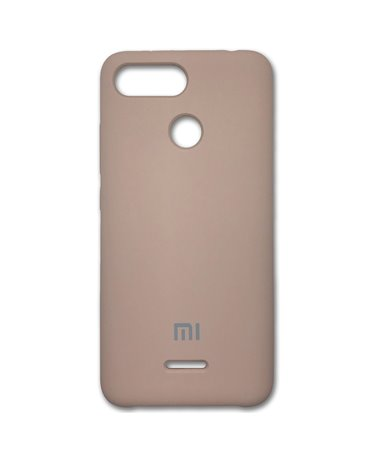 Накладка for Xiaomi Redmi 6 Pink Sand