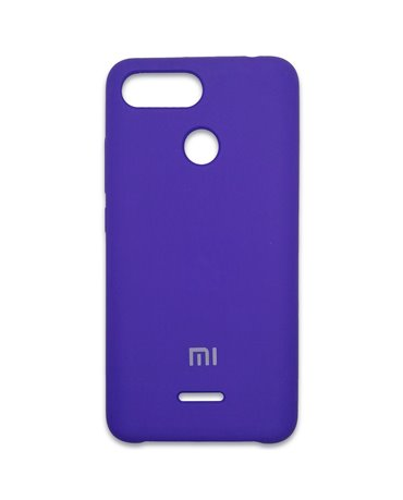 Накладка for Xiaomi Redmi 6 Purple