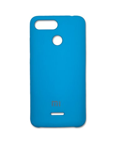 Накладка for Xiaomi Redmi 6 Tahoe Blue