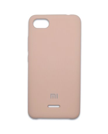 Накладка for Xiaomi Redmi 6A Pink Sand