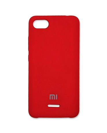 Накладка for Xiaomi Redmi 6A Red