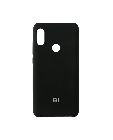 Накладка for Xiaomi Redmi Note 5 Pro Black