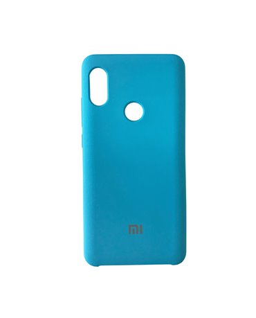 Накладка for Xiaomi Redmi Note 5 Pro Tahoe Blue
