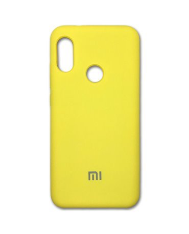 Накладка for Xiaomi Redmi S2 Yellow