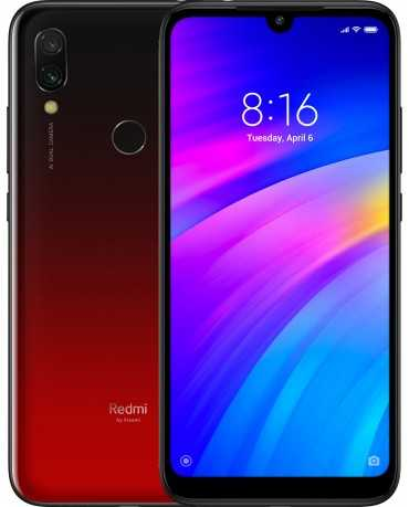 Xiaomi Redmi 7 2/16GB Black