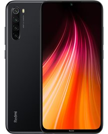 Xiaomi Redmi Note 8 4/64GB Black