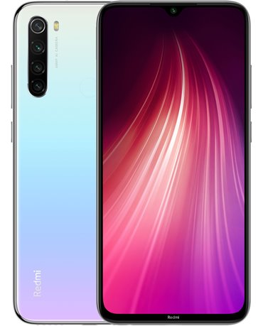Xiaomi Redmi Note 8 4/64GB White