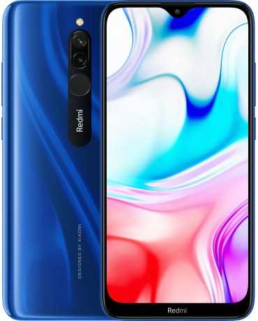 Xiaomi Redmi 8 4/64GB Blue