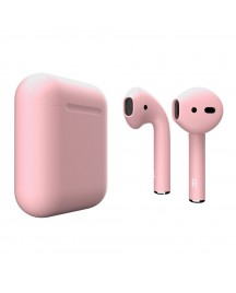 Apple AirPods 2 Colors Pink Sand Matte (MV7N2)