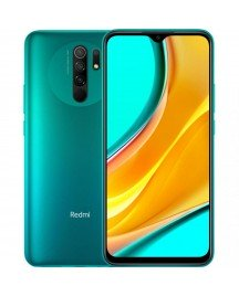 Xiaomi Redmi 9 4/64GB Green (no NFC)