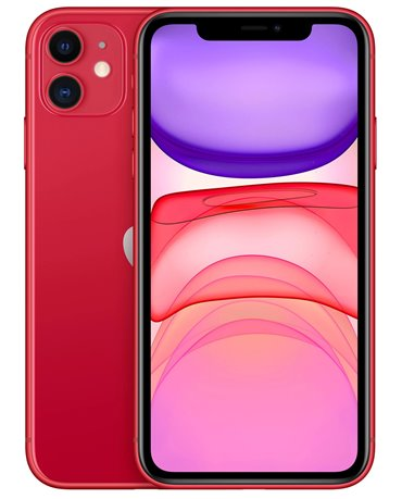 iPhone 11 128GB Slim Box Red (MHDK3)