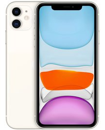 iPhone 11 128GB Slim Box White (MHDJ3)