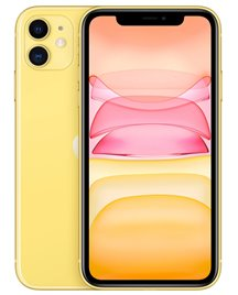 iPhone 11 128GB Slim Box Yellow (MHDL3)
