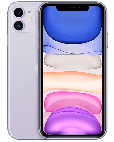 iPhone 11 64GB Slim Box Purple (MHDF3)