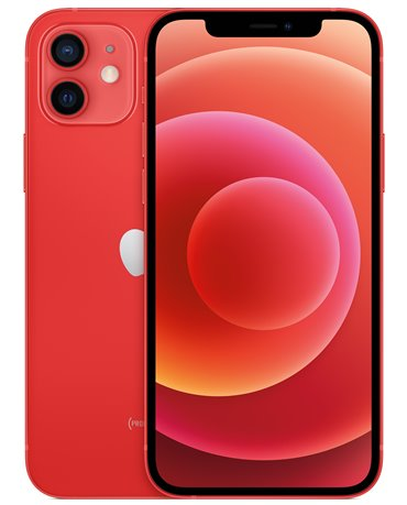 iPhone 12 64GB Dual Sim (PRODUCT)RED (MGGP3)
