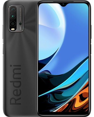 Xiaomi Redmi 9T 4/128GB Carbon Gray NFC