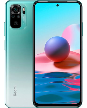 Xiaomi Redmi Note 10 4/128 Lake Green