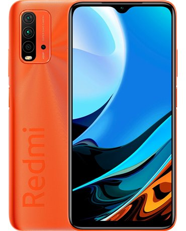 Xiaomi Redmi 9T 4/64GB Sunrise Orange NFC