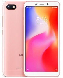 Xiaomi Redmi 6A 2/16GB Rose Gold