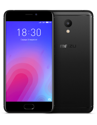 Meizu M6 2/16GB Black